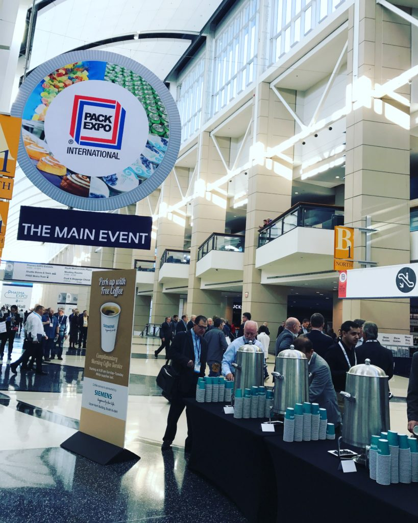 PackExpo 2016 in Chicago